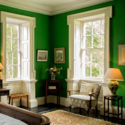 Roundwood House Laois Self Catering House TheHen.ie