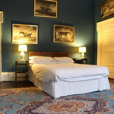 Roundwood House Laois Self Catering House bedroom TheHen.ie