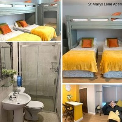 St Marys Lane Apartment Kilkenny, Hen Party Packages, Ideas, Accommodation TheHen_opt