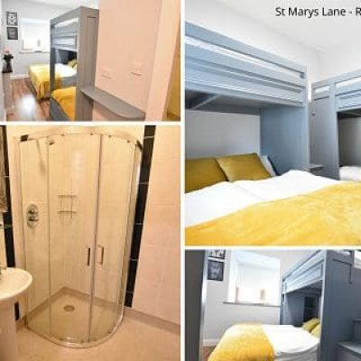 St Marys Lane Room 4, TheHen.ie, Hen Party Packages