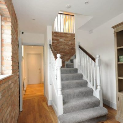 The Barracks Lodge Athenry Stairs 2, Hen party packages, ideas, activities - TheHen.ie