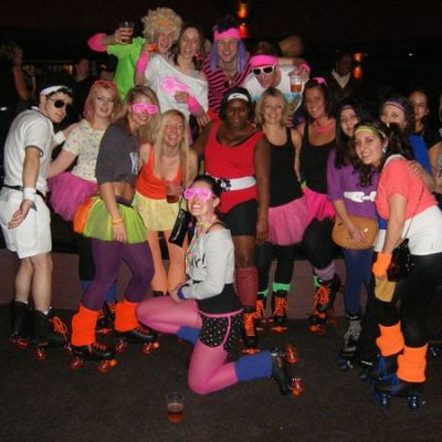 roller jam hen party activity Limerick Hen Party Package TheHen.ie